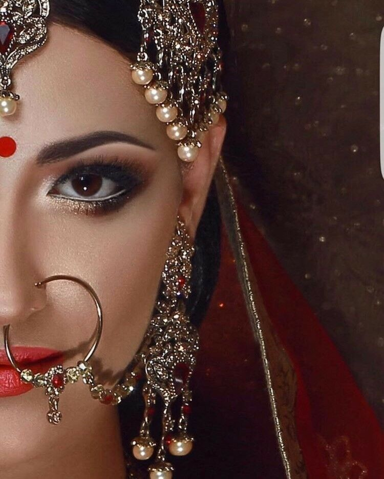 Professional Asian Bridal Hair And Makeup And Beauty In