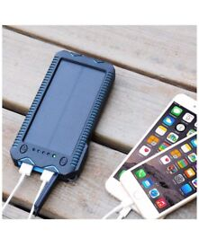Solar Charger X-DRAGON 300000mAh Portable Power Bank