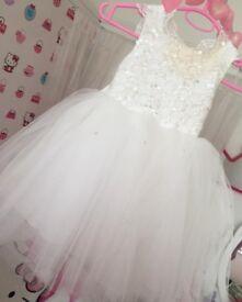 Bridesworld Bespoke Christening Dress
