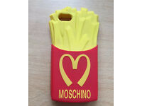 Moschino McDonald's I phone 5 case (can post)