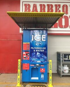 2x Ice and Water Vending Machines Wagga Wagga Wagga Wagga City Preview