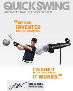 SKLZ quickswing px4 baseball hitting trainer