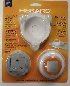 Fiskars 155630 Everywhere Punch Starter Base Set Kit