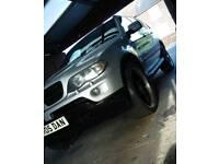 2006 BMW x5 Audi evo skyline s4