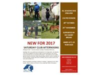 New Horizons EAL Saturday Afternoon Horse Club