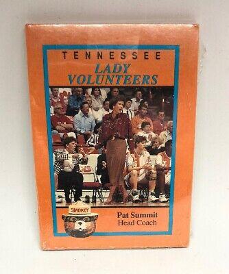 University Of Tennessee Lady Vols Pat Summit 16 Card Team Set NCAA Best
