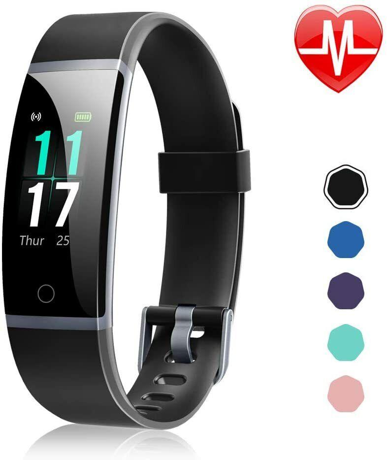 letsfit fitness tracker activity tracker watch
