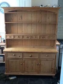 Welsh Dresser Pine