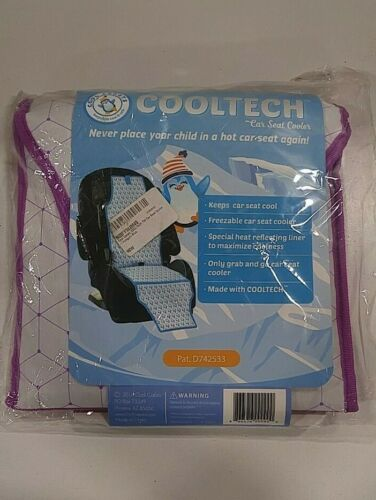 Carats Car Seat Cooler for Baby with COOLTECH - Baby Car Seat Cooling Pad