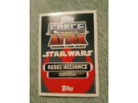 Swaps - Star Wars Topps force attax