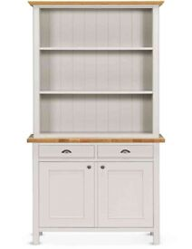 Marks and Spencer's dresser (Padstow sideboard and top)