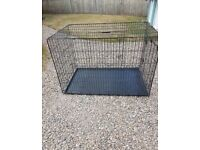 Large Dog Cage for sale, unused