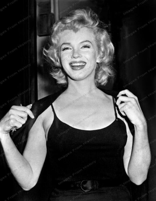 8x10 Print Marilyn Monroe Candid #2845