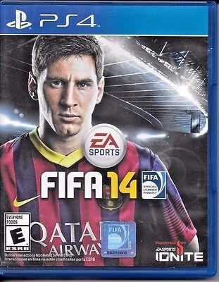 FIFA 14 (Sony PlayStation 4, 2013)