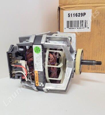 511629-new Dryer Motor For Speed Queen Amana Ap3546358 Ps3536140 511629p