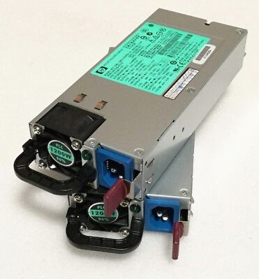 HP DPS-1200KB-A Switching 1200W Power Supply 493299-001 //// 493969-001
