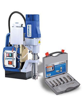 Metallkraft MB351 - Magnetbohrmaschine - Aktions-Set