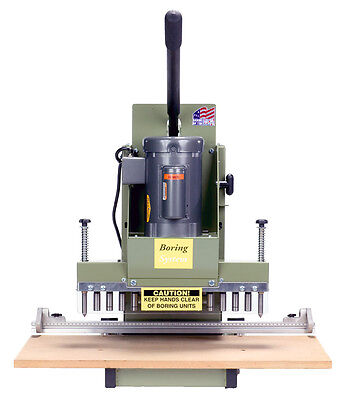 Free Bitsconquest Mini 13 Line Boring Machine 115v 1 Ph