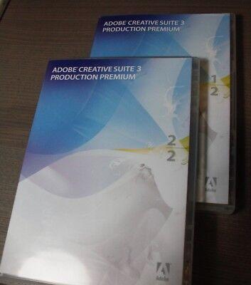 Adobe Cs3 Production Premium Mac
