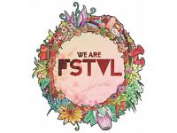 We are Fstvl Tickets Full Weekend Camping standard Ticket £140 Each!! 2 only