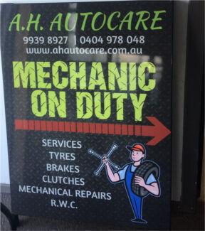 Mechanic moorabbin. Moorabbin Kingston Area Preview