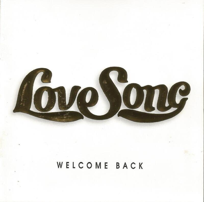 Love Song Welcome Back CD