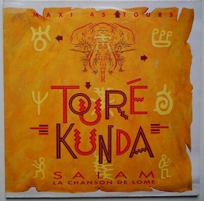 "12"" FR**TOURÉ KUNDA - SALAM (TREMA '90 / MINIMAL WARP !!!)**30127"