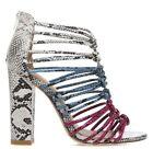ShoeDazzle Women's Strappy Heels