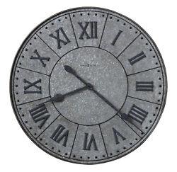 NEW HOWARD MILLER  OVER-SIZED GALLERY WALL CLOCK 32  MANZINE 625-624,625624
