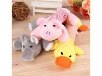 Dog cat rabbit toys