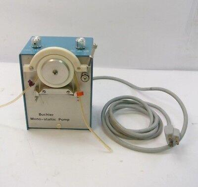 Buchler 2-6300 Mono-staltic Laboratory Benchtop Peristaltic Pump
