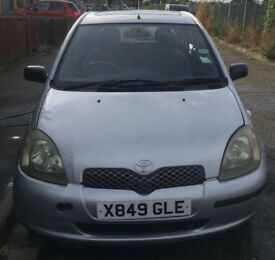 Toyota Yaris AUTO, 1.2,44000Miles, Mot 08.19,CHEAP TO RUN,lady owner