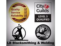 LB Blacksmithing & Welding