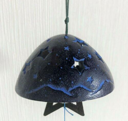 Furin Wind Chime  Bell Nanbu Cast IronHandcraft Big Dipper Made in Japan