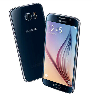 """Samsung Galaxy S6 SM-G920A AT&T 32GB (GSM Unlocked)  Android Smartphone 5.1"""""""