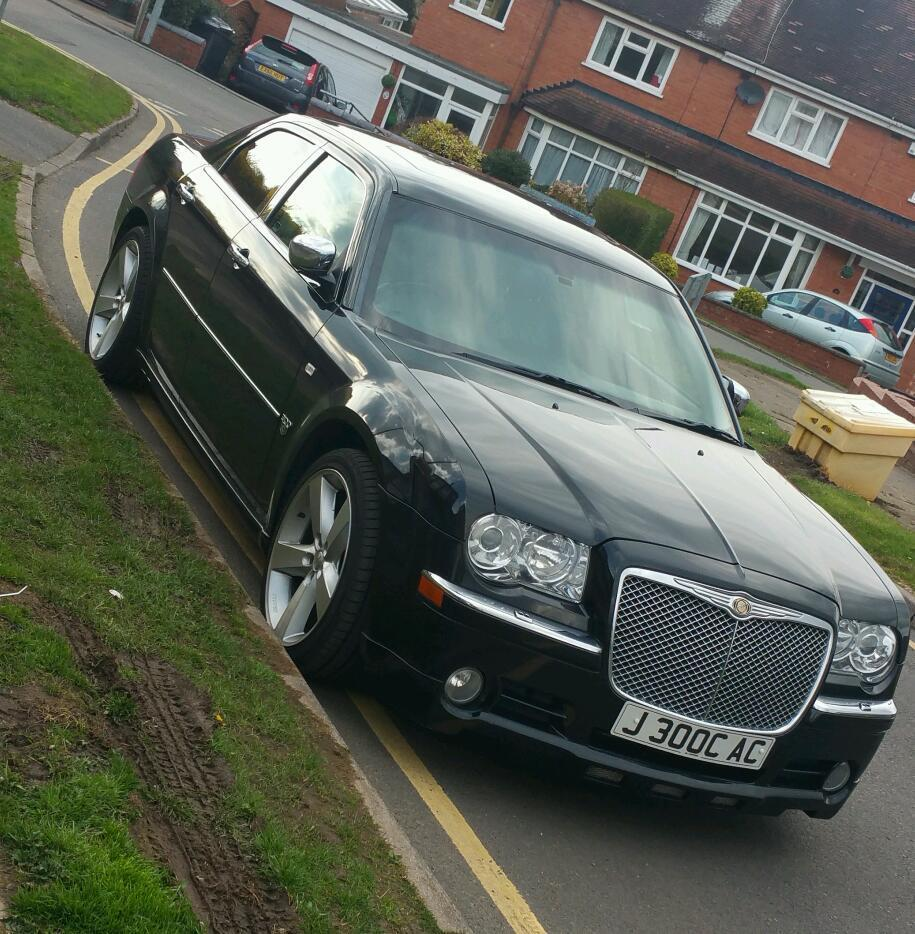 Chrysler 300c CRD 3.0 V6