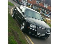 REDUCED LOW MILAGE FSH Chrysler 300c STARTECH SAT NAVIGATION BOSTON Fully Loaded