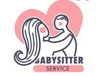 Babysitting, night child care nanny
