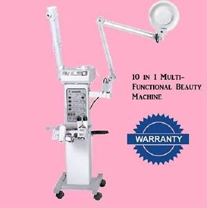 10 in 1 Beauty Machine Multi Functional Skin Care Dermatology Rocklea Brisbane South West Preview