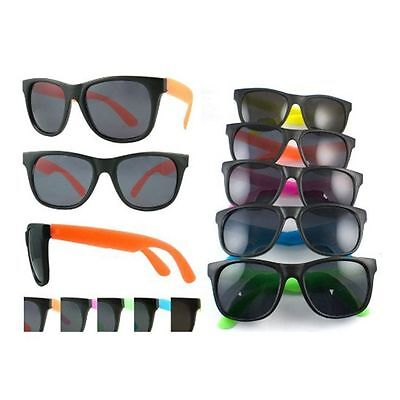Kids Neon 80s Sunglasses Party Favors Dressup Pool Party Summer Toys Supplies - Kids Sunglasses Party Favors