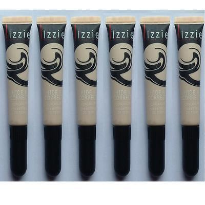 6 liquid concealer lizzie hide & correct wholesale makeup cosmetics shade light