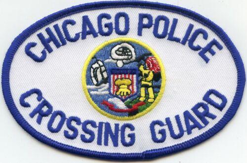 CHICAGO ILLINOIS IL Crossing Guard POLICE PATCH