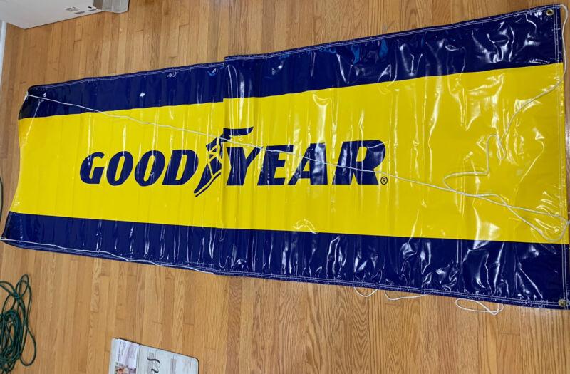 Goodyear Advertising Banner