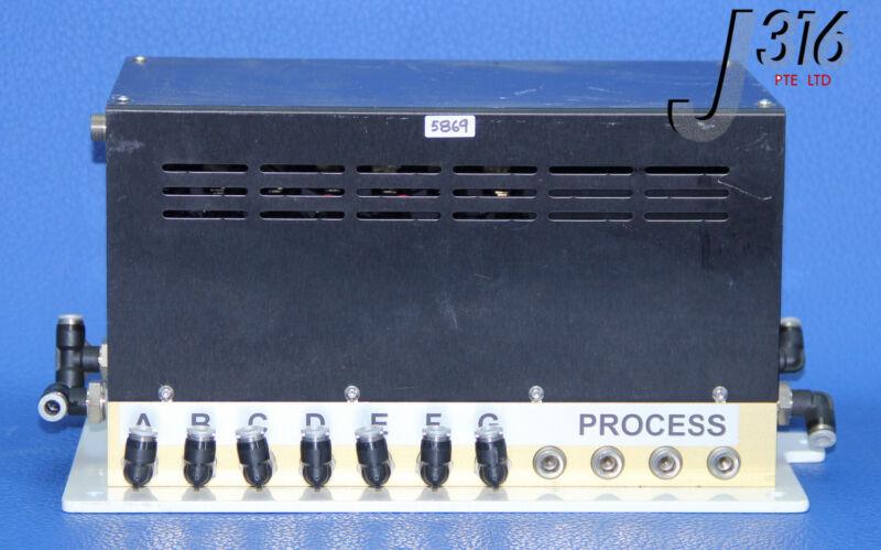 5869 OEM 14 VSONC-5S11-VE-F1 MINI VALVE MANIFOLD PN:910-000046-038 PCM-NVS7