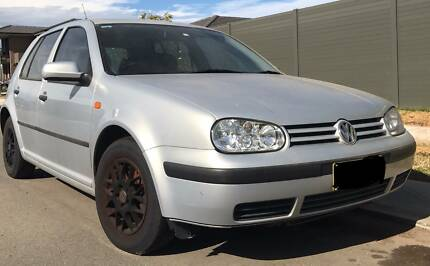 Wrecking MK4 Volkswagen Golf St Marys Penrith Area Preview