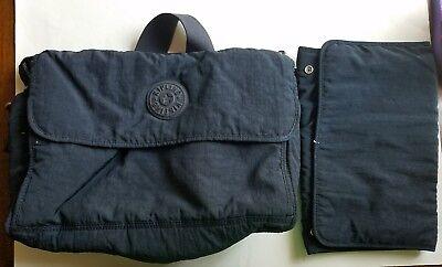 Kipling Baby Diaper Crossbody Shoulder Bag With Changing Pad
