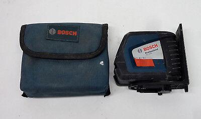 Bosch GLL2-45 Self-Leveling Long-Range Crossline Laser - N6680
