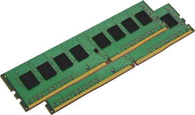 32GB KIT 2x 16GB DDR4 2666MHz PC4-21300 288 pin DESKTOP Memory Non ECC 2666 RAM 32 Gb Ecc Ram