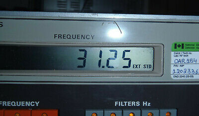 Marconi Instruments 2305 Modulation Meter 50khz To 2.3ghz With Manual
