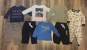 Toddler Boy Clothing Lots -Size 12-18 Month